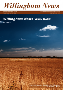 thumbnail of Willingham News Sept 2018