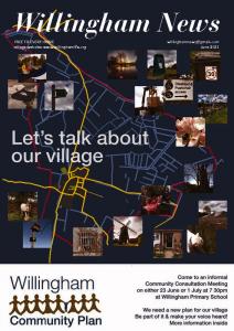 thumbnail of Willingham News June 2021
